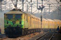 Indie – koleje indyjskie