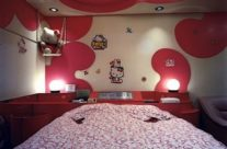 Japonia – love hotel – hello kitty 1