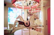 Japonia – love hotel – karuzela