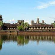 Kambodża – starożytne imperium Khmerów