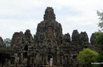 Kambodża – Bayon