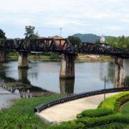Zwiedzanie Tajlandii: Most na rzece Kwai i Kolej Piekielna