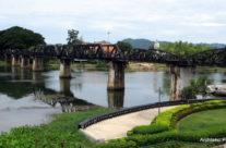 Kanchanaburi – Most na rzece Kwai