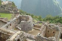 Machu Picchu w Peru – ruiny świątyni