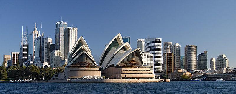 Dwa tygodnie w Australii