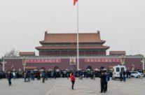Pekin – plac Tiananmen