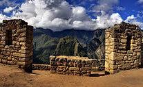 Peru – Machu Picchu – mieszkania