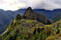 Peru – Machu Picchu – panorama