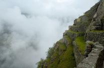 Peru – Machu Picchu – pola tarasowe