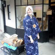 Japonia i ja – praca