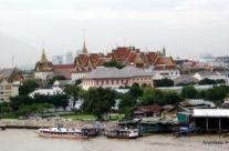 Tajlandia – Bangkok – Widok na Grand Palace