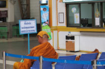 Tajlandia – Buddyjski mnich