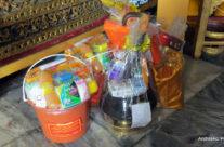 Tajlandia – buddyzm – ofiary