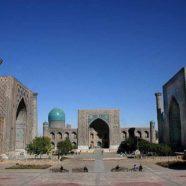 Uzbekistan – na Jedwabnym Szlaku