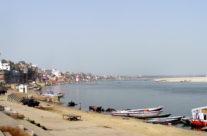 Varanasi – widok na miasto i Ganges