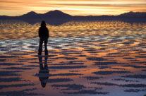 Wyjazd do Boliwi – Salar de Uyuni o zachodzie słońca