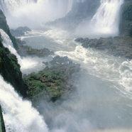 Na granicy Argentyny i Brazylii – Wodospady Iguazu