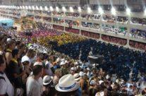 Wyjazd do Brazylii – kranawał – Sambodrom w Rio