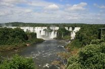 Wyjazd do Brazylii – wodospad Iguacu od strony brazylijskiej