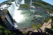 Wyjazd do Brazylii – wodospady Iguazy