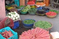 Indie – Jaipur – warzywniak