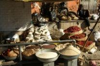 Indie – Jaipur – stragan z przyprawami