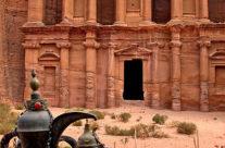 Wyjazd do Jordanii – Petra -klasztor