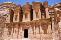Wyjazd do Jordanii – Petra – klasztor