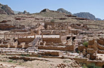 Wyjazd do Jordanii – Petra – ruiny świątyni