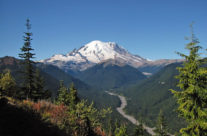 Wyjazd do USA – samochodem po  USA Mount Rainier