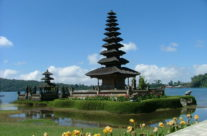Wyspa Bali – świątynia Ulun Danu Bratan Bedugul.