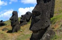 Wyspa Wielkanocna Moai
