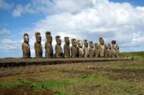 Wyspa Wielkanocna – moai