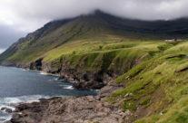 Wyspy Owcze – klify