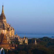 Zwiedzanie Birmy – Bagan