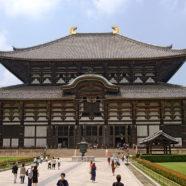 Zwiedzanie Japonii – Nara – starodawna stolica