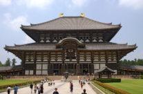 Zwiedzanie Japonii – Nara – Todaiji
