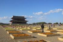 Zwiedzanie Japonii – Nara – rekonstrukcja pałacowego budynku