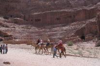 Zwiedzanie Jordanii – Petra – Amfiteatr
