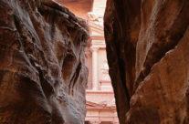 Zwiedzanie Jordanii – Petra – Siq i Skarbiec