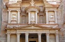 Zwiedzanie Jordanii – Petra – Skarbiec Al_Khazneh