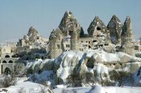 Zwiedzanie Turcji – Kapadocja zimą