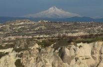 Zwiedzanie Turcji – Góra Erciyes w Kapadocji