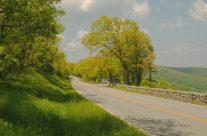 Zwiedzanie USA – Samochodem po USA – Skyline drive