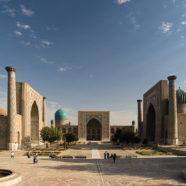 Zwiedzanie Uzbekistanu: Samarkanda
