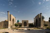 Zwiedzanie Uzbekistanu – Samarkanda – Registan