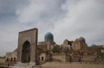 Zwiedzanie Uzbekistanu – Samarkanda – Shakh-i-Zinda