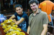 Anucha – Nasz host z Bangkoku