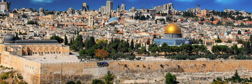 Izrael w 10 – 14 dni