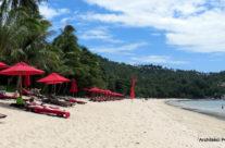 tajska plaża